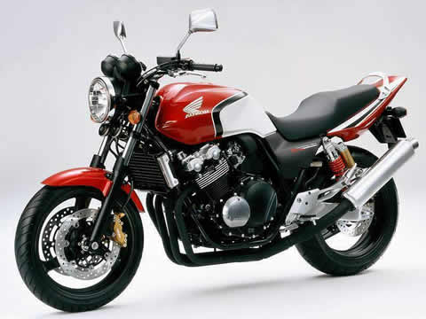 honda cb 400 super four
